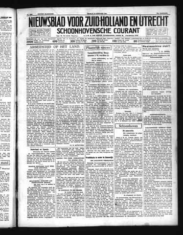 Schoonhovensche Courant 1939-02-24