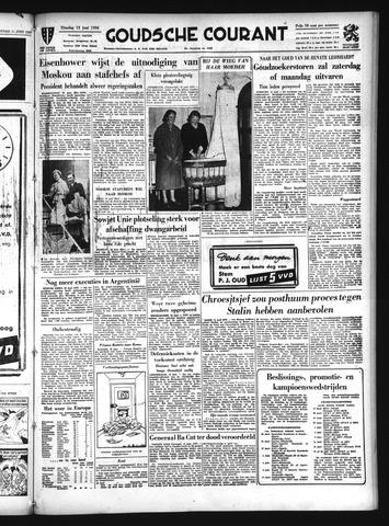 Goudsche Courant 1956-06-12