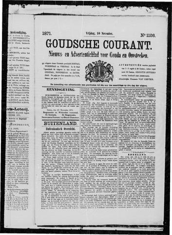 Goudsche Courant 1871-11-10