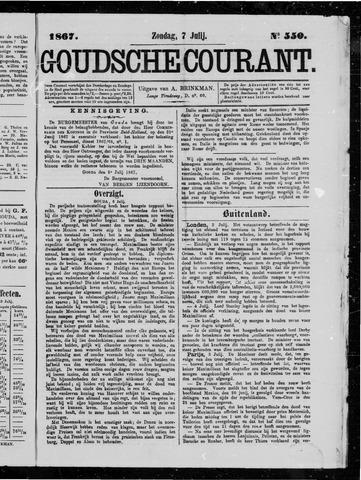 Goudsche Courant 1867-07-07