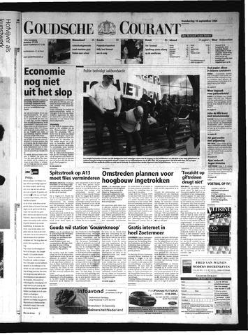 Goudsche Courant 2004-09-16