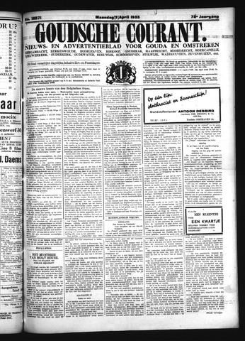 Goudsche Courant 1935-04-01
