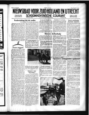 Schoonhovensche Courant 1951-05-25