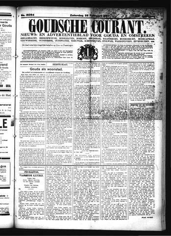 Goudsche Courant 1927-02-26