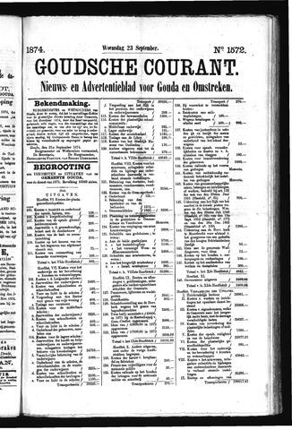 Goudsche Courant 1874-09-23