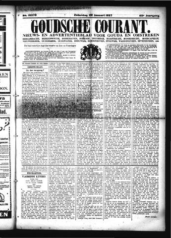 Goudsche Courant 1927-01-29