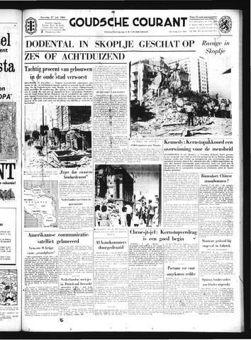 Goudsche Courant 1963-07-27