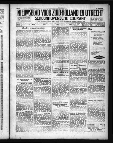 Schoonhovensche Courant 1938-05-27