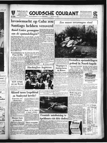 Goudsche Courant 1961-04-18