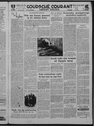 Goudsche Courant 1949-01-11