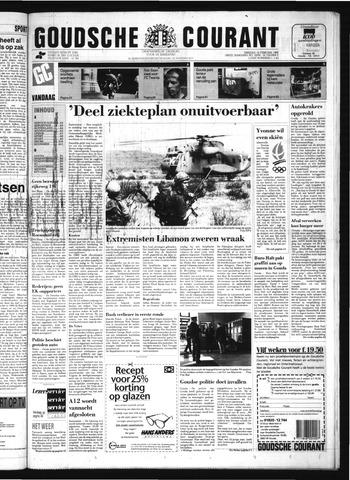 Goudsche Courant 1992-02-18