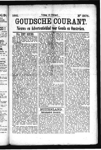 Goudsche Courant 1881-02-25