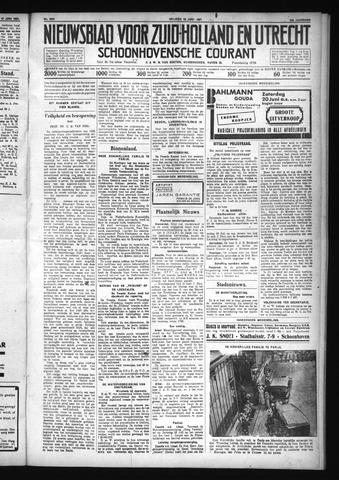 Schoonhovensche Courant 1931-06-19