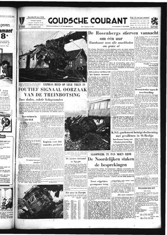 Goudsche Courant 1953-06-20