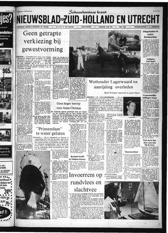 Schoonhovensche Courant 1972-07-10