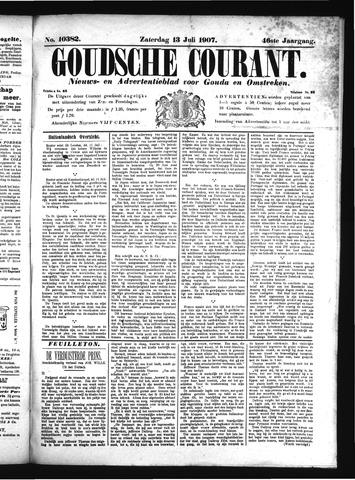 Goudsche Courant 1907-07-13