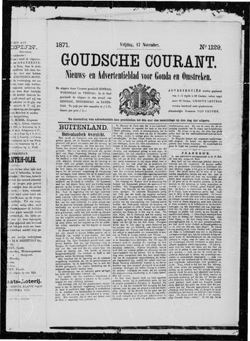 Goudsche Courant 1871-11-17