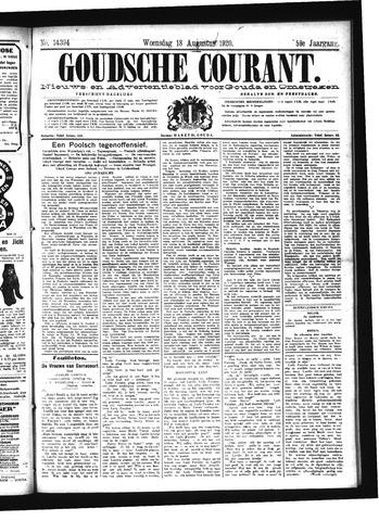 Goudsche Courant 1920-08-18
