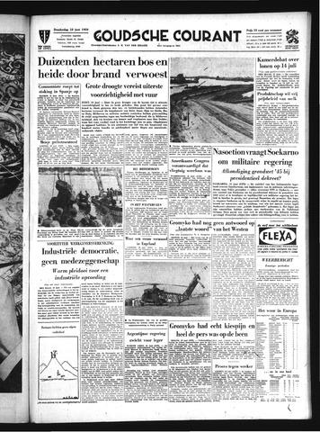 Goudsche Courant 1959-06-18