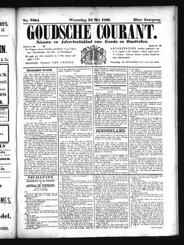 Goudsche Courant 1899-07-24