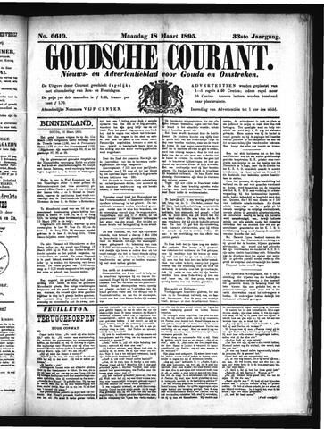 Goudsche Courant 1895-03-18