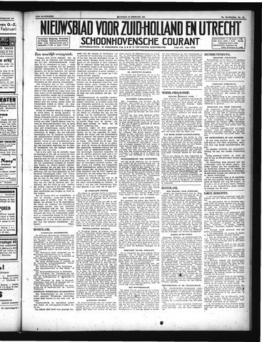 Schoonhovensche Courant 1947-02-24