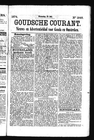 Goudsche Courant 1874-07-29