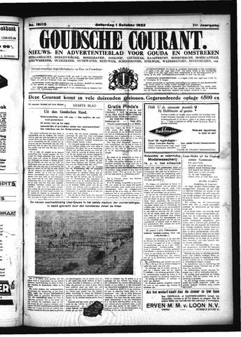 Goudsche Courant 1932-10-01