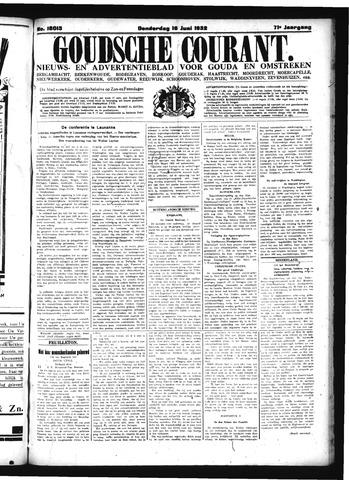 Goudsche Courant 1932-06-16