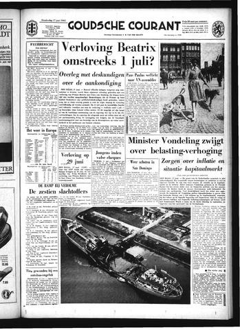 Goudsche Courant 1965-06-17