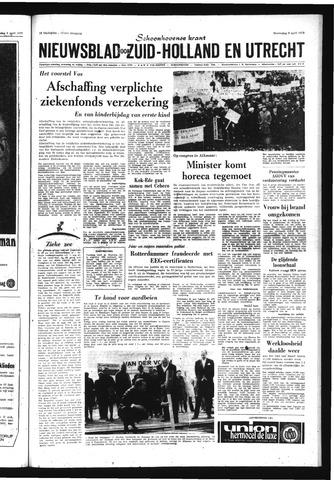Schoonhovensche Courant 1970-04-08