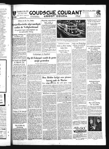 Goudsche Courant 1950-01-11