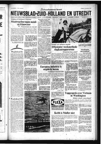 Schoonhovensche Courant 1967-11-17