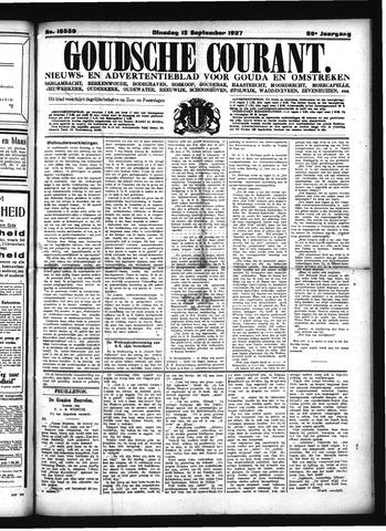 Goudsche Courant 1927-09-13