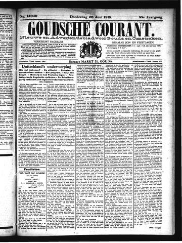 Goudsche Courant 1919-06-26
