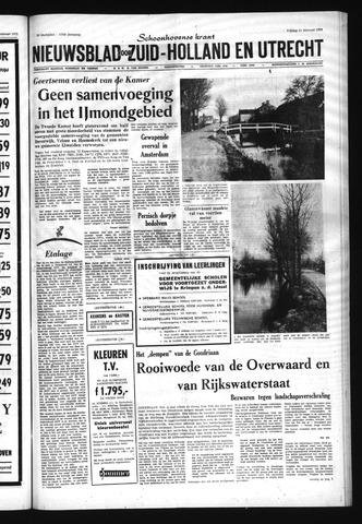 Schoonhovensche Courant 1972-02-11