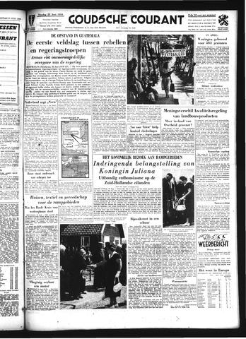 Goudsche Courant 1954-06-22