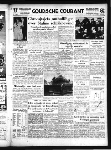 Goudsche Courant 1956-03-17