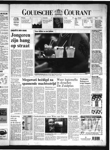 Goudsche Courant 2001-07-24