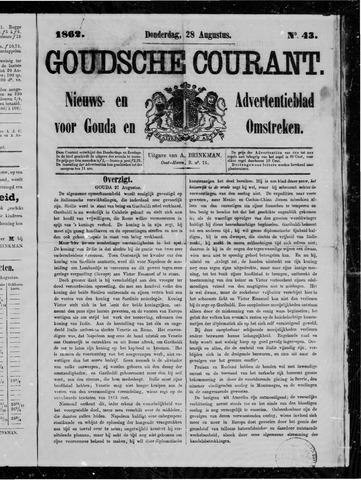 Goudsche Courant 1862-08-28