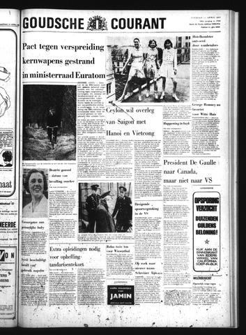 Goudsche Courant 1967-04-11