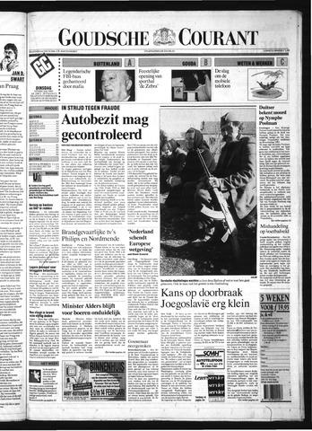 Goudsche Courant 1993-02-09
