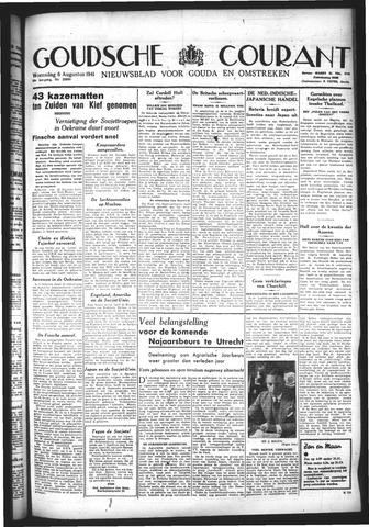 Goudsche Courant 1941-08-06