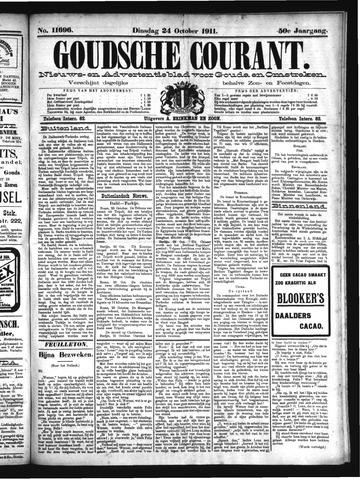 Goudsche Courant 1911-10-24