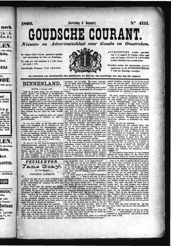 Goudsche Courant 1890-01-04