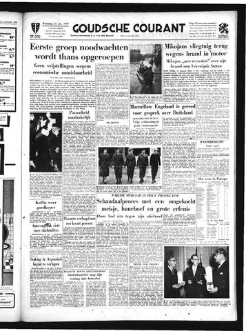 Goudsche Courant 1959-01-21