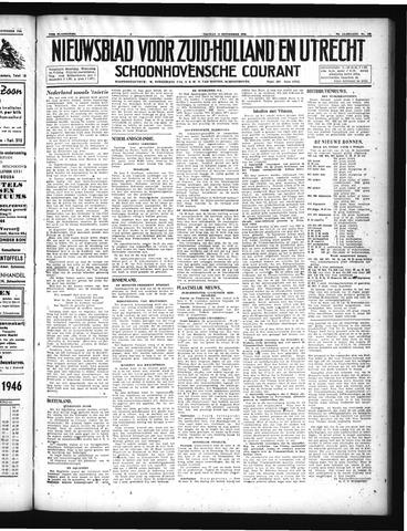 Schoonhovensche Courant 1946-09-13