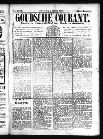 Goudsche Courant 1905-03-09
