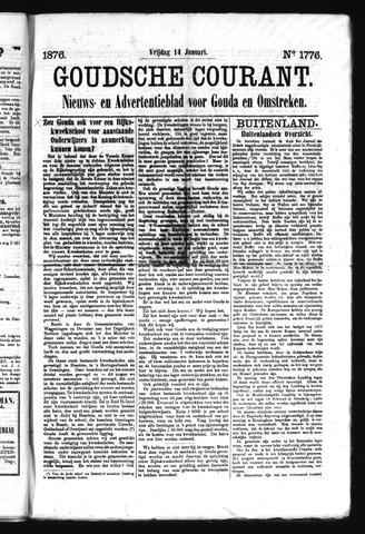 Goudsche Courant 1876-01-14