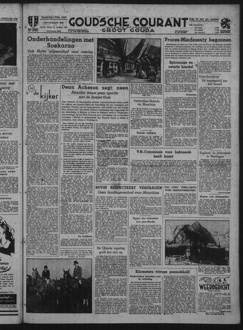 Goudsche Courant 1949-02-03
